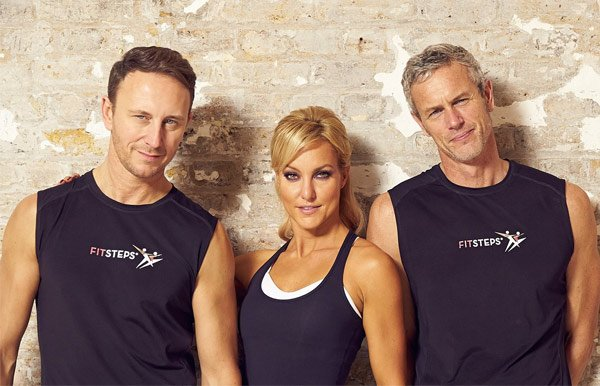 FitSteps Virtual Dance Exercise