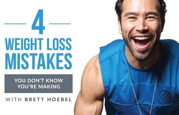 Brett Hoebel Weight Loss