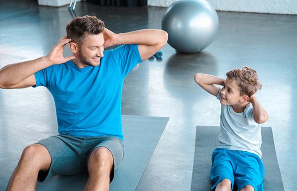 Family Virtual Fitness