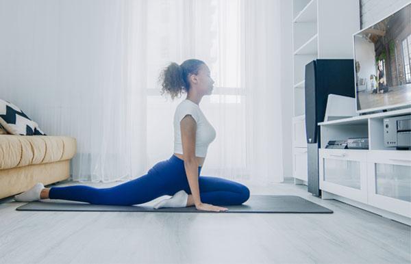 Apartment Virtual Fitness