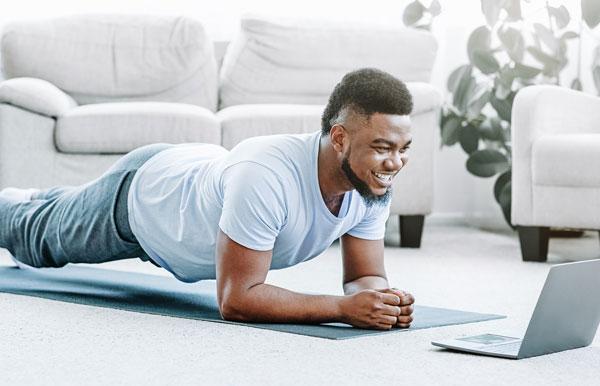 Home Virtual Fitness