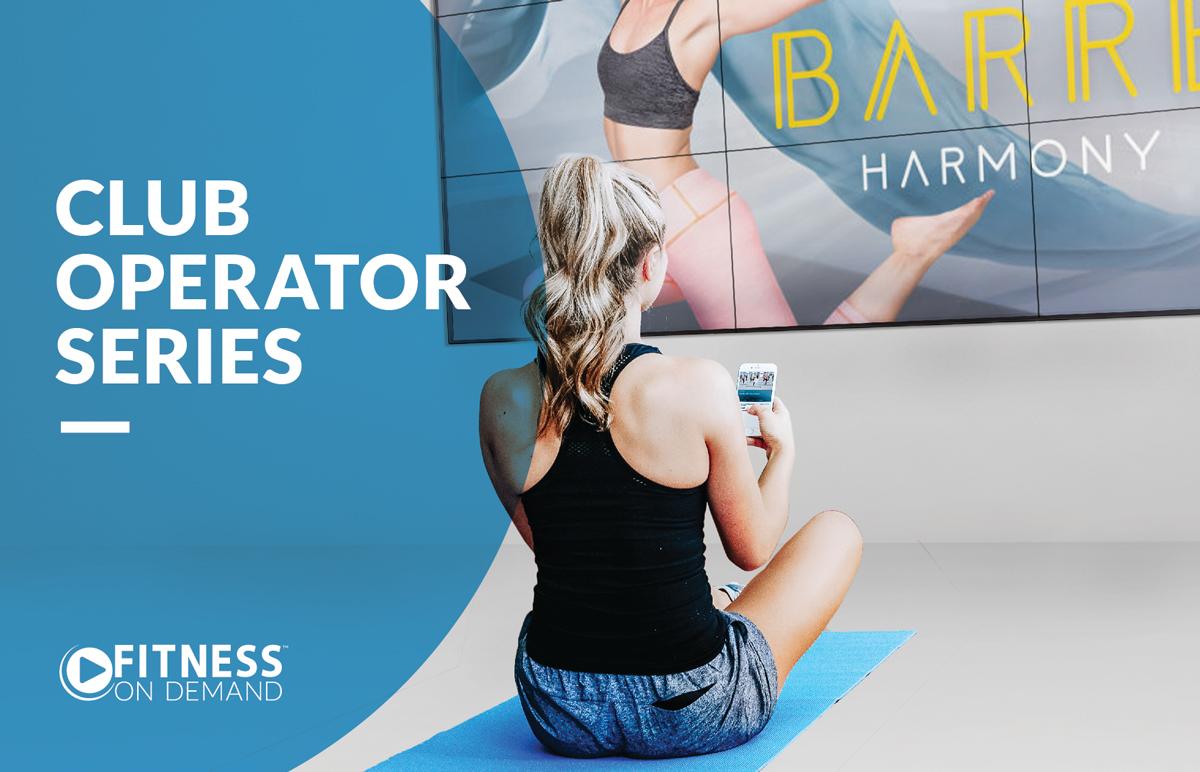 Club Operator Virtual Fitness