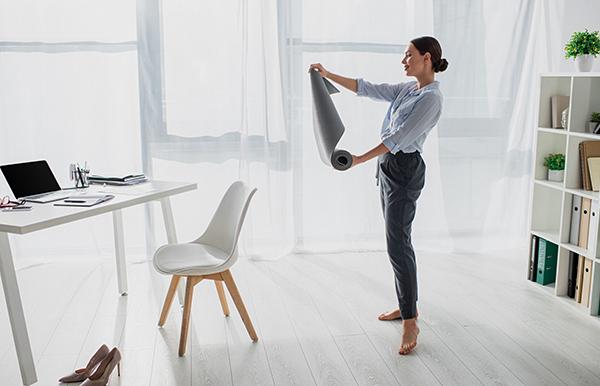 Corporate virtual Fitness