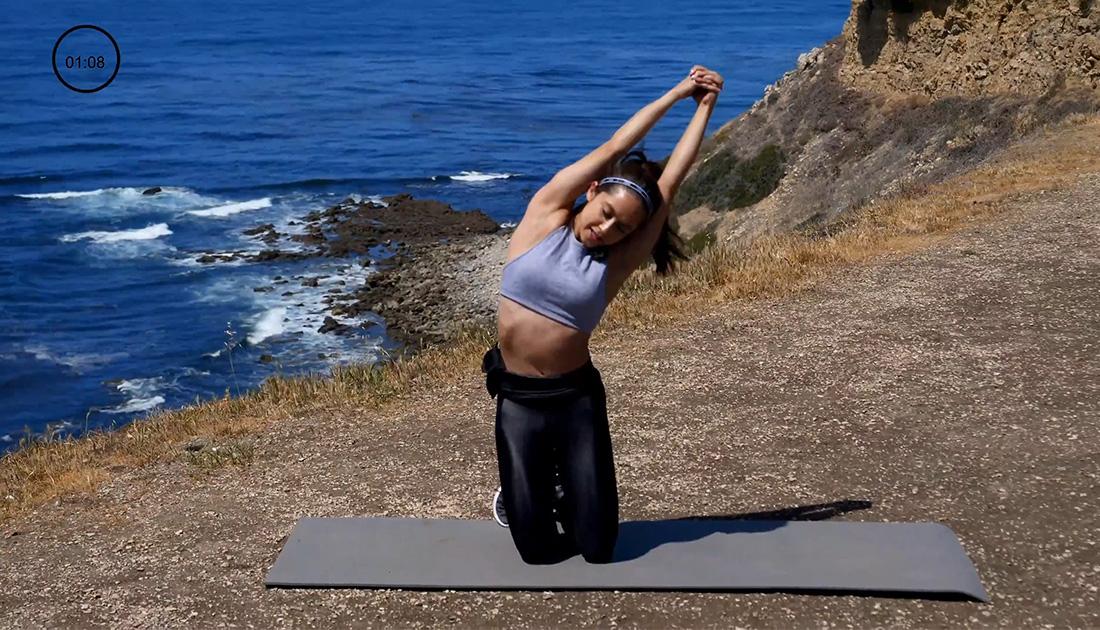 15 min abs Virtual Fitness