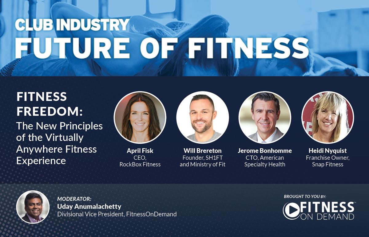 Future of Fitness Virtual